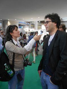 """Giorgio Pirazzini, autore di """"9 notti a Parigi"""", intervistato da @FedeTronconi"""