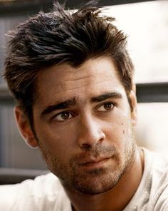 """Actor Colin Farrell, the """"inspiration"""" for Brady Kane, Jack Kane's younger brother"""