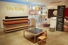 retail design for kids