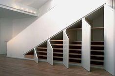 under stair ideas | Under Stair Storage Solutions Blank Storage