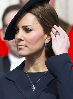 Кейт Миддлтон украшения из танзанита Diamond Earrings, Jewelry, Fashion, Moda, Jewlery, Jewerly, Fashion Styles, Schmuck, Jewels