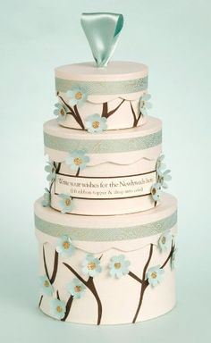 How-to: wedding cake wish box