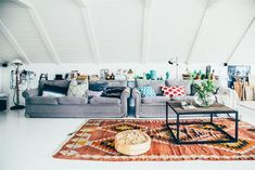 my scandinavian home: A lovely creative family home in Varberg, Sweden Family Room, Home And Family, Cozy Cafe, Scandinavian Home, Dream Decor, Interiores Design, Apartment Living, Home Decor Inspiration, Home And Living