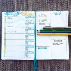 Next week's spread. Back to what works best for me.