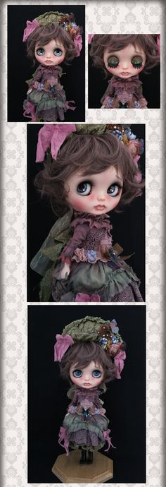 【§§~fairy Doll~§§】カスタム ブライス - ヤフオク!