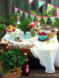 Ladies Night In The Garden {Guest Feature} — Celebrations at Home