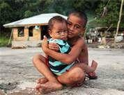 Children in American Samoa