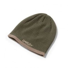 Oakley Factory Flip Beanie muts heren dark brush