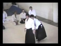 Morihiro Saito, 9th dan, on the Koshinage and Kotegaeshi techniques of Aikido