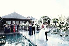 Wilis and Etika's 'Chinoiserie Infused with Rococo' Bali Wedding