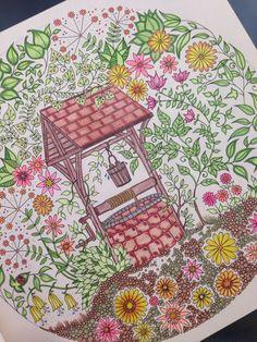 Jardim Secreto Poco Johanna Basford