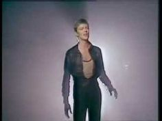 Heroes//David Bowie [First heard this sometime in the late 80s. I didn't see the video until sometime around 2007. It matched what I'd imagined, exactly, and it kills me, slowly, every time. ~eag]