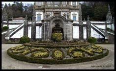 Braga - Bom Jesus do Monte Terreiro de Moisés Portugal