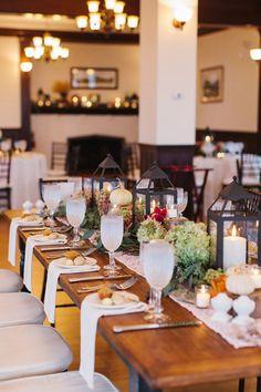 Wedding decor | Real French's Point wedding | Coastal Maine wedding venue