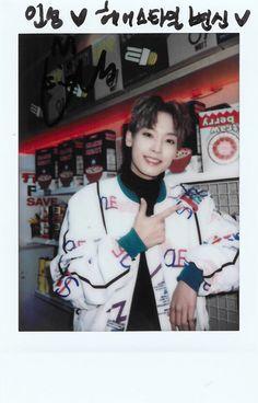 SF9 Inseong Polaroid Mamma Mia Era Chani Sf9, Sf 9, Jessica Jung, Fnc Entertainment, Mamma Mia, Kpop, Seong, First Dance, K Idols