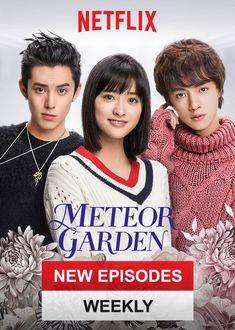 Information page about 'Meteor Garden' (starring Shen Yue, Dylan Wang, Darren Chen and more) on Netflix UK :: from MaFt's NewOnNetflixUK Gentleman Jack, Movies 2019, Drama Movies, Drama Tv, Ver Series Online Gratis, Love 020, Korean Tv Shows, Shan Cai, Gardens