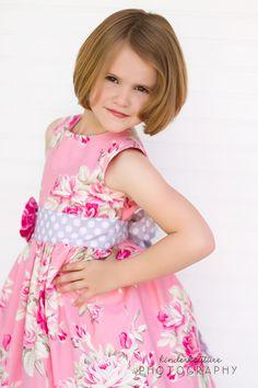 Tie Dye Diva new pattern.  Children's photography.