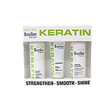 keratin. This is the best shampoo. Makes your hair shiny and healthier. I can really feel and see the difference. Love it!!