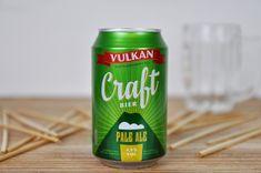 Bierliebhaber aufgepasst! Das neue  Pale Ale von Vulkan ist für Probierer ein echter Treffer. Mit exotischem Hopfen und der besonderen Ale Hefe ein ganz besonderes Bier.