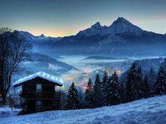 Weihnachten 2013 im Berchtesgadener Bauerntheater