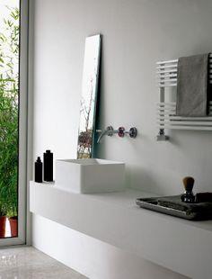 LAB 03 #washbasin designed for Kos | #Palomba #bathroom #design