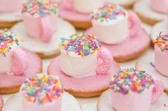 Marshmallow Teacups Snack (Pink Cake Princess)