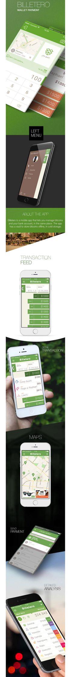 Billetero App - Wallet Payments iPhone 6