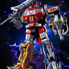 Megazord Go Go Power Rangers, Mighty Morphin Power Rangers, Cartoon Characters, Sci Fi, Ford, Comic Books, Cosplay, Superhero, Comics
