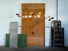 10 Easy Pieces: French Industrial Wall Lights