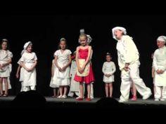 ZŠ a MŠ Jižní AKADEMIE 2015 - Buchet je spousta 3.A - YouTube