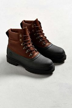 Slide View: 2: Timberland Rubber Toe Winter Boot