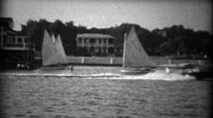 1934: Waterskiing across gulf coast mansion sailboats and pier backdrops. http://www.pond5.com/stock-footage/58232353?ref=StockFilm keywords:waterski, bay, harbor, coast, boating, fast, early, mansion, dock, pier, waves, wake, talent, sports, recreation, biloxi, mississippi, black white, 1934, 1930s, 8mm, film, old, tv, commercial, past, home movie, vintage, retro, rare, unique, archive, nostalgia, sentimental, memories, throwback, Americana, documentary, editorial, historic, preserve…