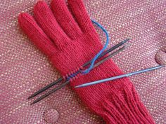Susan B. Anderson: Step by Step Gloves