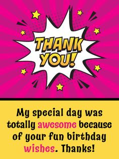 Miraculous 50 Best Thank You Cards For Birthday Wishes Images In 2020 Personalised Birthday Cards Paralily Jamesorg