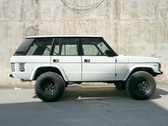 Range Rover hart im Nehmen - cars - Range Rover Classic, Range Rover Off Road, Jeep Sport, Off Roaders, Car Goals, Expedition Vehicle, Sweet Cars, Top Cars, Four Wheel Drive