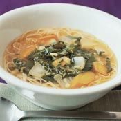 Asian Vegetable Soup with Noodles, Recipe from Cooking.com