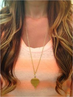 Hot Air Balloon & Crystal Necklace - elladolce