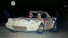 Lancia Stratos Valentino Colombi Casciana Terme