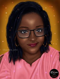 Home - Kaizeea Artz- A Daydreamer that creates from Love, Soul and the Guided Spirits. Black Characters, Art Corner, Chubby Girl, Afro Art, Black Pride, Black Artists, Optician, Realism Art, Artist Names