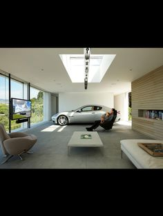 1000+ images about Garage on Pinterest | Dream garage, Modern garage ...