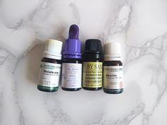 Dicas para usar óleos essenciais para melhorar o seu bem estar e o cheirinho da sua casa.
