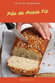 Banana Bread, Desserts, Fitness, Onion Bread, Oat Flour, 3 Ingredients, Diets, Meal, Green