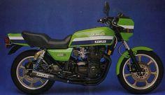 kawasaki z 250 a 1982 #bikes #motorbikes #motorcycles #motos #motocicletas