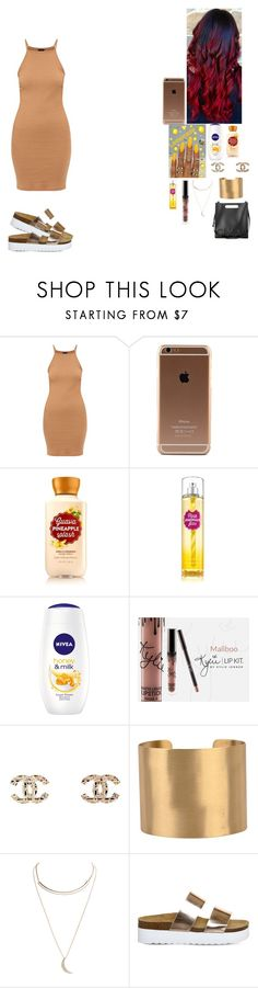 """~ happy 4th ~"" by foodislyfe ❤ liked on Polyvore featuring Nivea, Chanel, Armitage Avenue, Wet Seal, Office and Gucci"