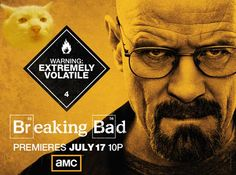 Breaking Bad. Hands down, the greatest show ever made.
