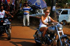 bike rentals in goa