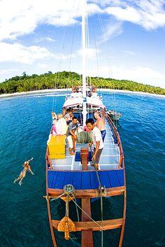 Kuda Laut #Yacht Charter.
