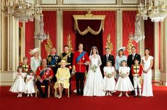 Prince William and Kate Wedding Journal