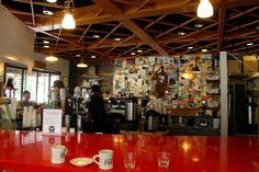 The best coffee house out there!! The Coffee Fox - Savannah, GA | Savannah.com