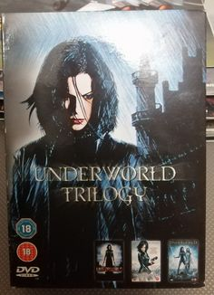 in the Movies category was listed for on 6 Sep at by TomHarvey in Vereeniging Underworld Trilogy, Movie Categories, Kinds Of Music, Listening To Music, Musicals, Collections, Adventure, Box, Movies